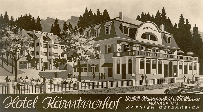 Kärntnerhof 1939