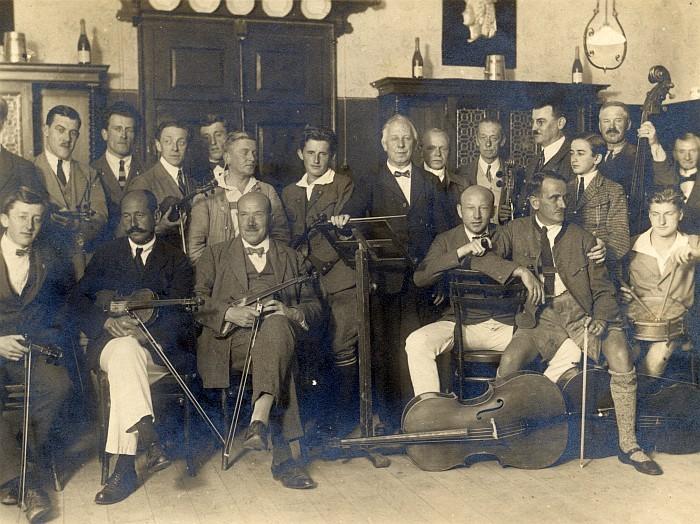 Kammerochester Krumpendorf 1926