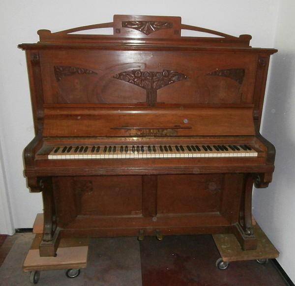 Klavier Jos. Kulb Dresden
