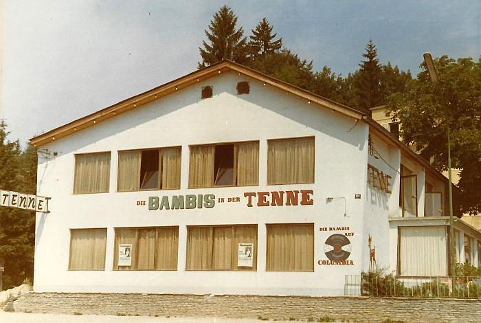 Tenne Krumpendorf 1964