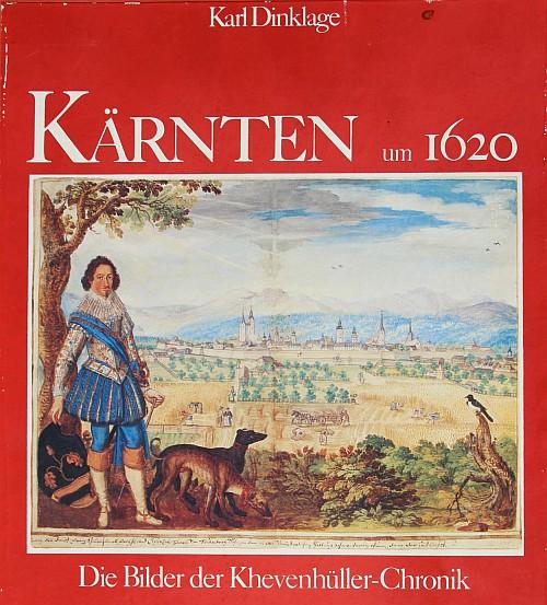 Khevenhueller-Chronik Bucheinband