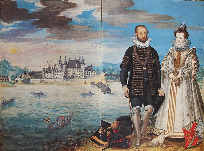 Khevenhüller-Chronik Schloss Velden