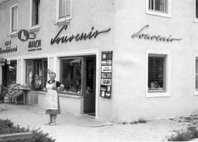Souvenirgeschäft Wrenschur im Haus Kitz