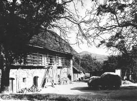 Koch altes Stallgebäude 1920er Jahre