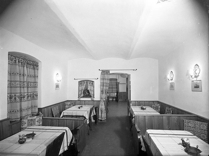Gasthof Koch Gastraum