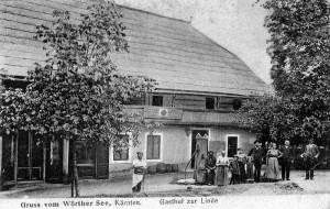 Koch Gasthof zur Linde ca. 1900