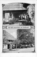 Koch Gastwirtschaft ca. 1900