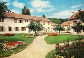 Hotel Koch Gartenansicht