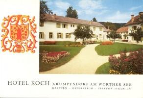 Hotel Koch Ansicht Kochstrasse