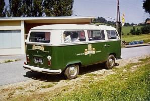 Hotel Koch Hotelbus 1971
