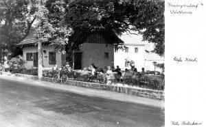 Koch Café Kerzenstüberl 1960