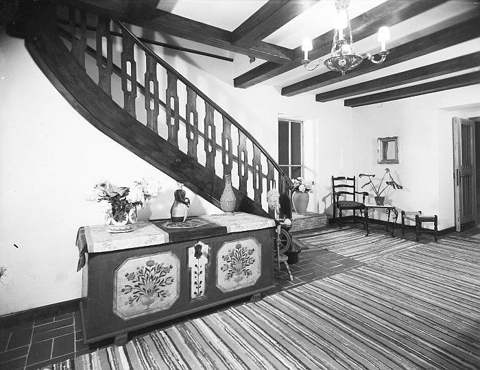 Seehotel Koch Eingangsbereich