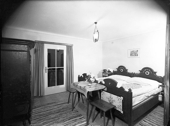 Seehotel Koch Gästezimmer 1955/56