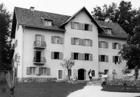 Seehotel Koch 1955