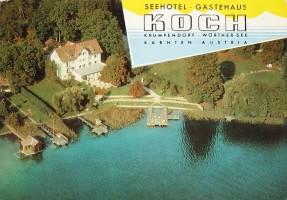 Seehotel Koch 1966