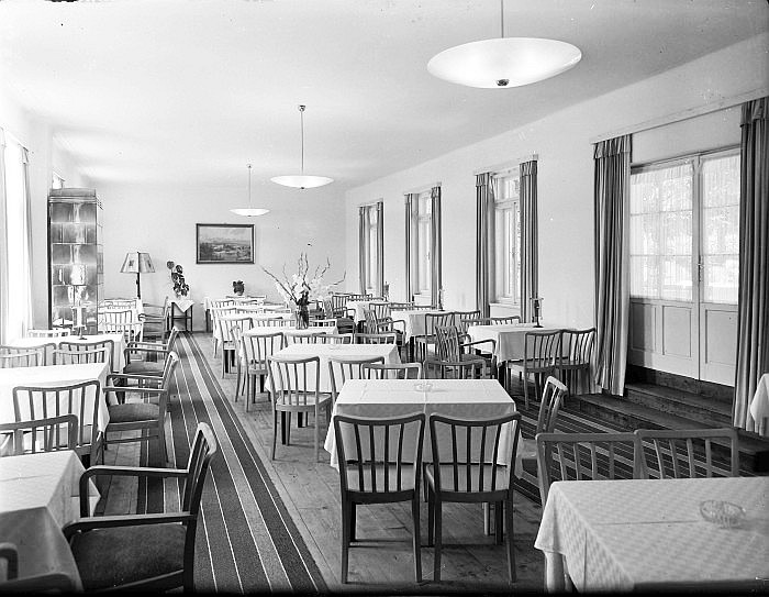 Hotel Koch großer Speisesaal