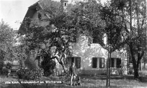 Villa Koch ca. 1930