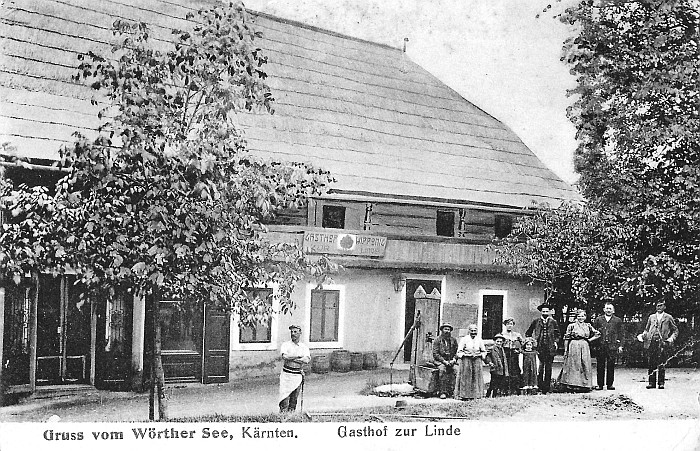 Gasthof zur Linde 1905