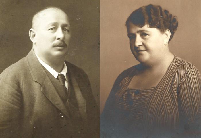 Johann und Anna Koch