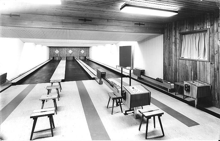 Kegelbahn Koch 1966