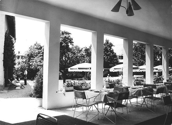 Hotel Koch Veranda (Foto: A. Strid)