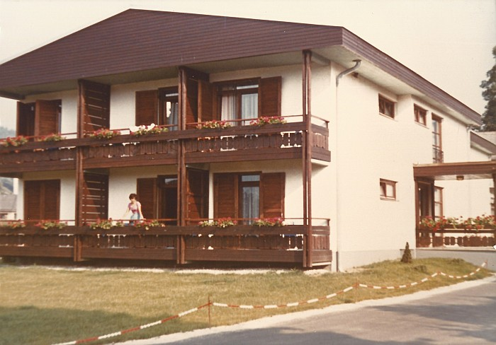 Hotel Koch Neubau 1971