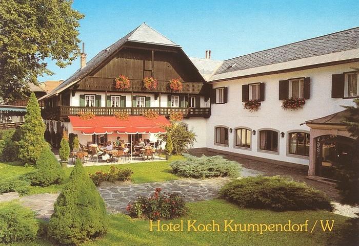 Hotel Koch 1970er Jahre