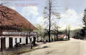 Koch Restauration 1914