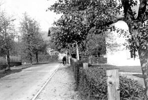 Kochstraße mit Blick zur Hauptstraße