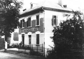 Gemischtwarenhandlung Kreiner 1930