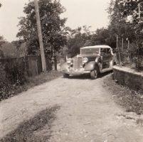 Kreuzung Römerweg/Lannerweg 1936