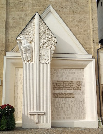 Kriegerdenkmal Kerndle Villach
