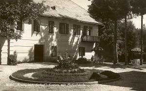 Krumpendorferhof Hofgebäude 1939