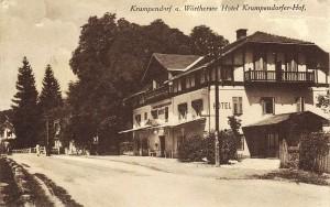 Krumpendorferhof 1926