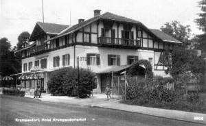 Krumpendorferhof 1927