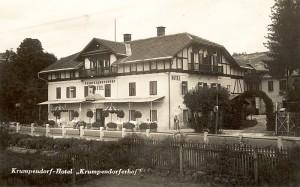 Krumpendorferhof 1937