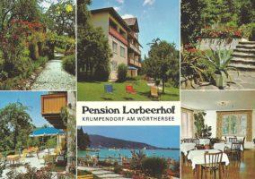 Pension Lorbeerhof, Lorbeersteig