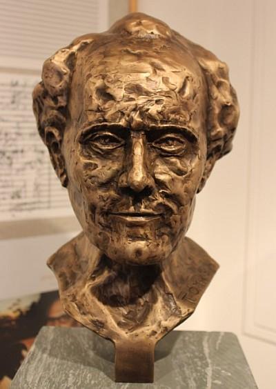 Büste Gustav Mahlers