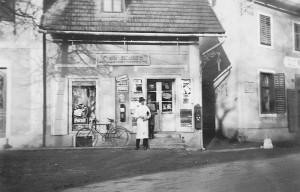 Mattitsch Ottilie Gemischtwaren 1920er Jahre