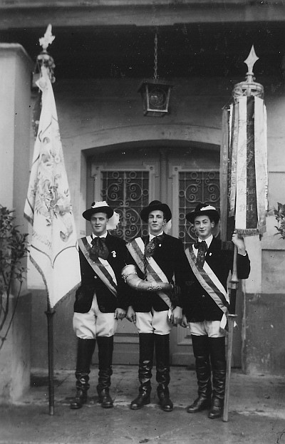 MGV Seerösl 1950
