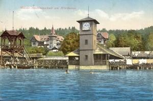 Militärschwimmschule 1912