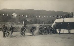 Motorradrennen Klagenfurt See 1924