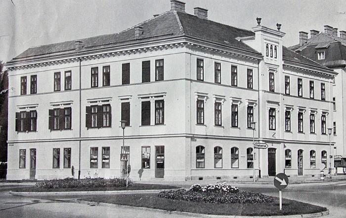 Musil Geburtshaus renoviert 1976