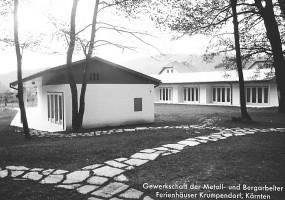 ÖGB Ferienhäuser 1962