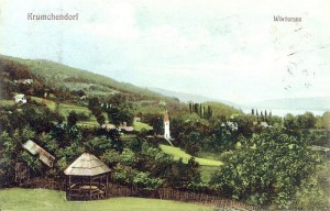 Ortsansicht ca. 1910