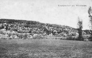 Ortsansicht nord 1914