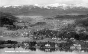 Ortsansicht nord 1920er Jahre
