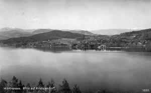 Ortsansicht nord 1930