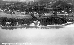 Ortsansicht Nord 1941