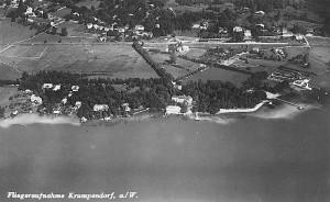 Ortsansicht Nord 1940er Jahre